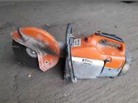 Stihl st400 disc cutter saw