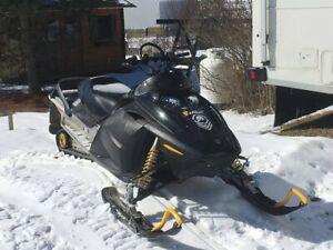 Skidoo renegade 2005 800cc