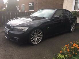 BMW 318d 2009 ( 318i 320i 320d 325i 325d )M pakiet face lift e90 Swap possible