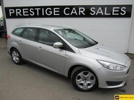 2015 Ford Focus 1.5 TDCi Style (s/s) 5dr Diesel silver Manual