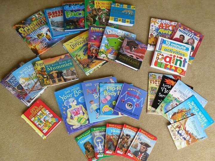 Children's Non-fiction Books