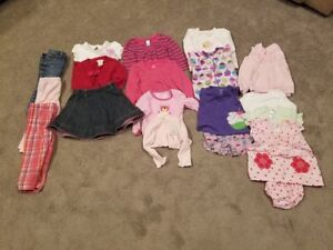 18 to 24 month clothing lot