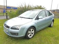 Ford Focus 1.6 petrol Zetec Climate 5dr ONLY 2 OWNERS+LOG M.O.T