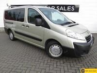 2014 Peugeot Expert 2.0 HDi L2 Tepee Comfort Combi 5/6 Seater 4dr Diesel white M