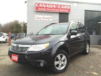 2009 Subaru Forester Forester X  | Panoramic MoonRoof | AWD |