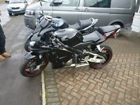 CBR600RR 2004 - low mileage - immaculate