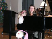 Piano Lessons ***Christmas Packaging Special***