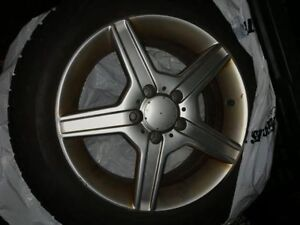 Winter Tires and Alloy Rims