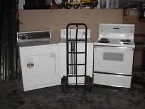 WE SELL USED APPLIANCES & OFFER FREE PICKUP OF YOUR SCRAP METAL