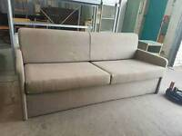 Modern gray sofa bed (more available in store)
