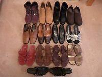 Ladies Shoes / Boots / Sandals