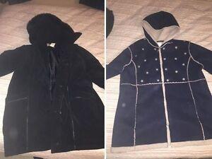 XL coats