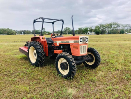 Farmliner 445 tractor 45hp 4wd Brunswick Heads Byron Area Preview