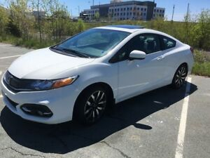 2014 Honda Civic EX W/ Leather