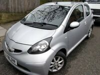 2009 Toyota Aygo Platinum 1.0 VVTi 1 Yr Warranty Cheap Reliable Car Zero Tax ...
