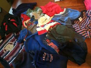 2T Boys clothes incl Jordan sweater, baby Gap, Tommy Hilfiger