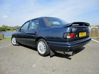 Ford Sierra Sapphire Cosworth 4x4 rare Smokestone Blue for sale