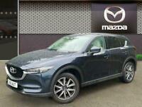 2018 Mazda CX-5 2.2 Skyactiv D Sport Nav Suv 5dr Diesel Auto s/s 150 Ps Estate D