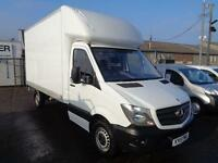 Mercedes-Benz Sprinter 3.5T High Roof Van WITH TAILIFT DIESEL MANUAL (2015)