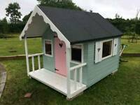 New 8x6 kids Wendy house