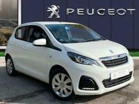 2016 Peugeot 108 1.0 ACTIVE 5DR 2-TRONIC AUTO Hatchback PETROL Automatic