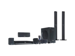 Used Panasonic SC-PT770 5DVD  Home Theater  system