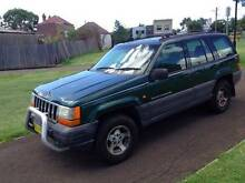 JEEP CHEROKEE 4X4 FULLY EQUIPPED FOR ROAD TRIP REGO-BED Bondi Beach Eastern Suburbs Preview