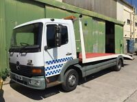 Mercedes Atego Recovery Truck 7.5T