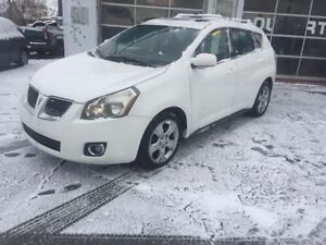 2009 Pontiac Vibe GT Hatchback FULL EQUIPE AUTOMATIQUE