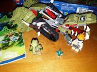 Lego Chima croc tank