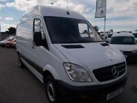 Mercedes-Benz Sprinter 3.5T Van DIESEL MANUAL WHITE (2013)
