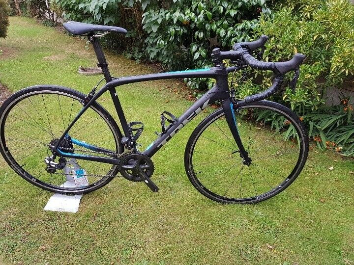 Trek Domane SL6 Ultegra Di2  Size 54cm 2017  Series 500 carbon fibre frame  E2  | in Bromborough, Merseyside | Gumtree
