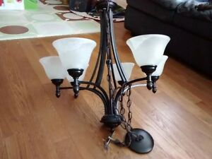 Beautiful chandelier in Excellent condition for sale