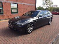 BMW 520 d Touring 2.0 SE 5 Door 606 Business AUTO 2013