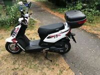 SINNIS MOPED 50CC