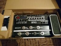 Zoom G7.1UT Digital Effects Processor