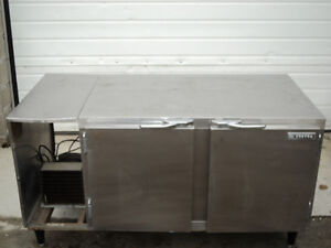 Foster Two Door Under Counter Cooler