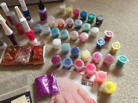 Nail art manicure pedicure for sale gumtree nail art equipment prinsesfo Images
