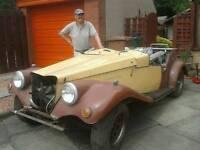 SPARTAN KIT CAR