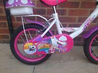 """Apollo PIXIE girls bike 14"""""""