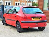 Automatic -- Peugeot 206 1.4 -- Part Exchange Welcome -- Drives Good