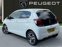 2019 Peugeot 108 1.0 Collection Hatchback 5dr Petrol 72 Ps Hatchback PETROL Manu