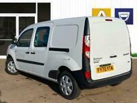 2020 Renault KANGOO MAXI Ze Ll21 33kwh Business Crew Van 4dr Electric Auto i 60