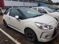 Citroen DS3 Dsport Plus 1.6 Manual Diesel