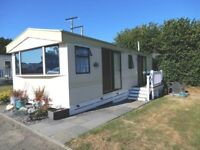 For Hire, Privately Owned 4 Berth Caravan Conveniently Located at Cornwall PL15 9SG