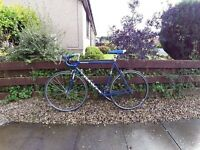 1992 Dawes road bike, 531 frame. upgraded