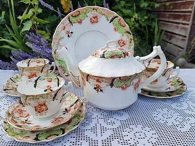 Sutherland Art China tea set *for display*