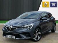 2020 Renault Clio 1.3 Tce Rs Line Hatchback 5dr Petrol Edc s/s 130 Ps Auto Hatch