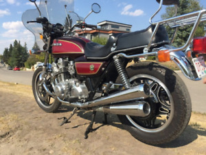 1979 Honda CB750 10th Anniversary Limited Edition