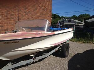 Mercury Boat for sale